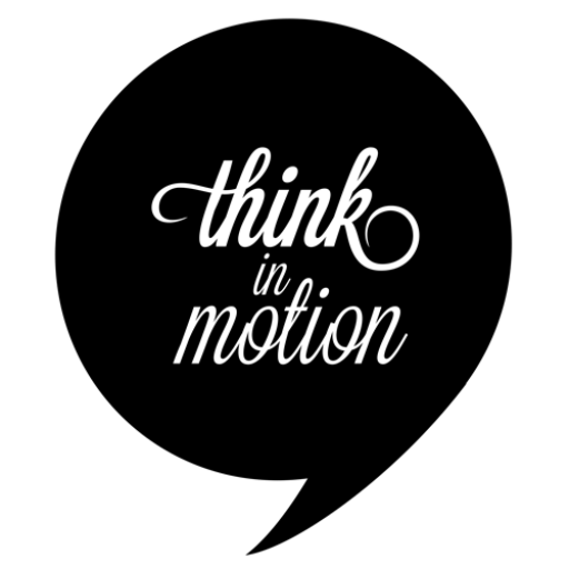 think in motion